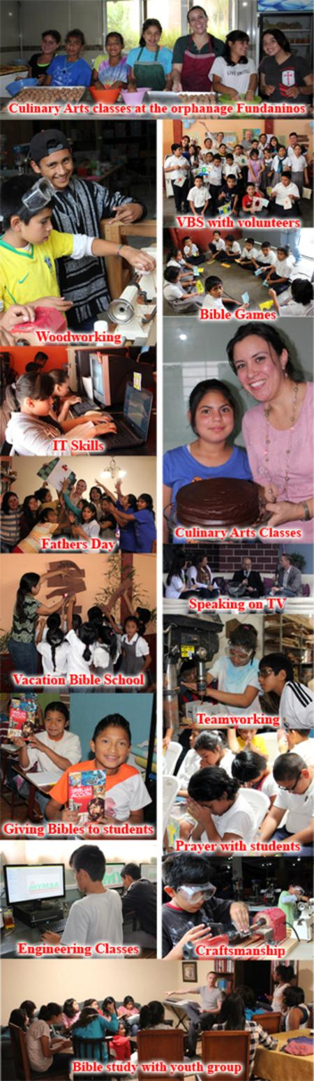 2015 Year End Missionary Report From Guatemala.