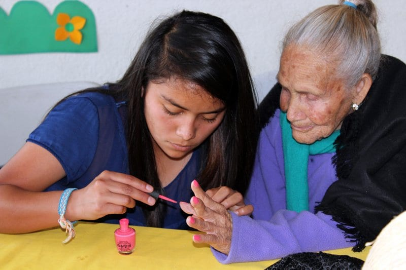 Learning to Give Back in Guatemala