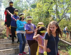 Summer Camp for the children from the orphanage Fundaninos