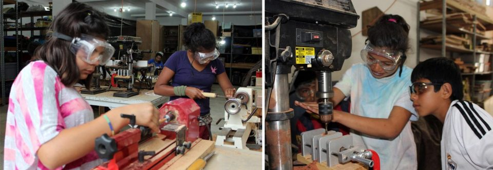 Empowering women through woodworking in Guatemala