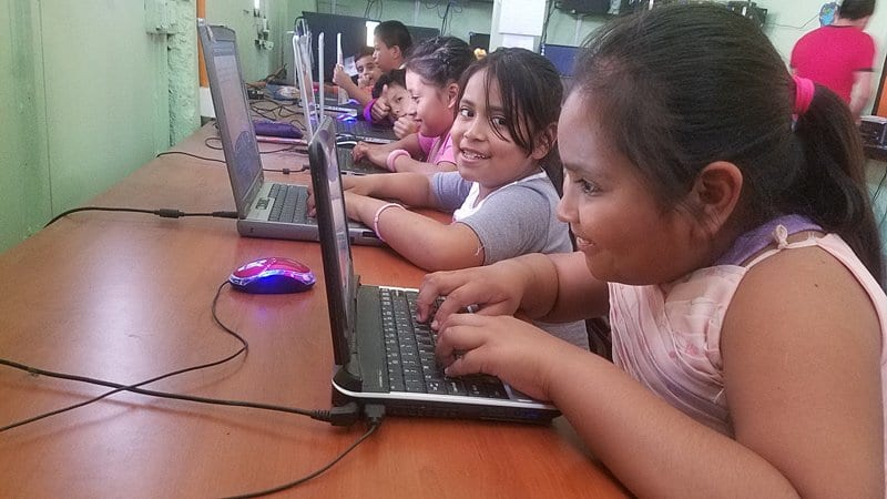 computer classes in guatemala