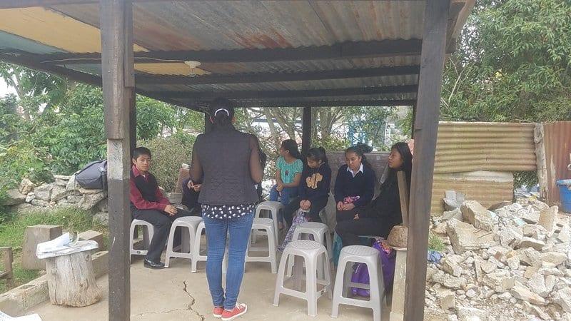 youth group in san jose pinula