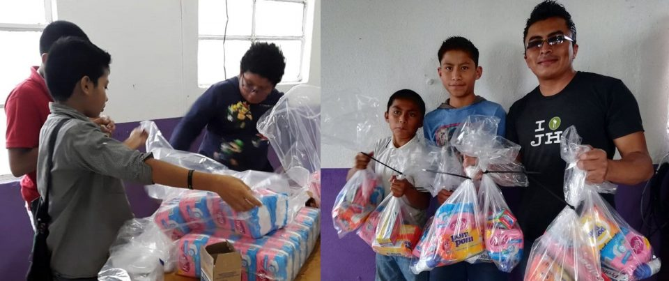 No matter what you have, everyone has something, even in Guatemala!